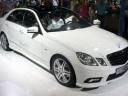 Обновленный Mercedes E500/E550