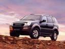 Тест-драйв автомобиля SsangYong Rexton