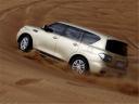 Nissan Patrol 2012: теперь во фраке