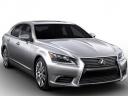 Новые генерации моделей Lexus LS и ES