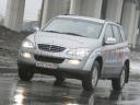 Тест-драйв автомобиля SsangYong Kyron