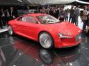 Прототип Audi R8 e-Tron отправлена на тесты