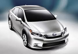 Lexus подписал отказ от гибрида HS 250h