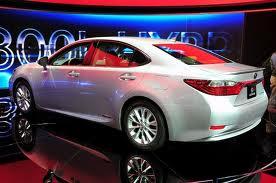 Новый Lexus LS - скоро в продаже