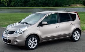 Обновленный Nissan Note скоро в продаже