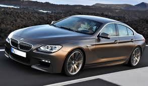 Сло известно как выглядит новое BMW M6 Gran Coupe