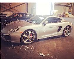 Недавно был заснят новый Porsche Cayman