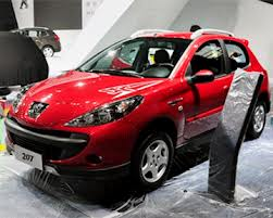 Peugeot Cross 207