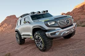 Новый Mercedes Ener-G-Force