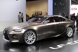 Cерийное производство Lexus LF-CC