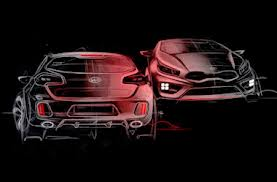 Kia Pro ceed GT и Kia ceed GT