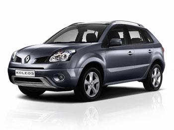 Тест-драйв Renault Koleos